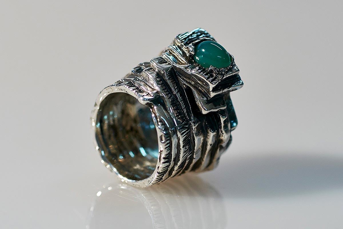 "Ring ""Dolmens"""