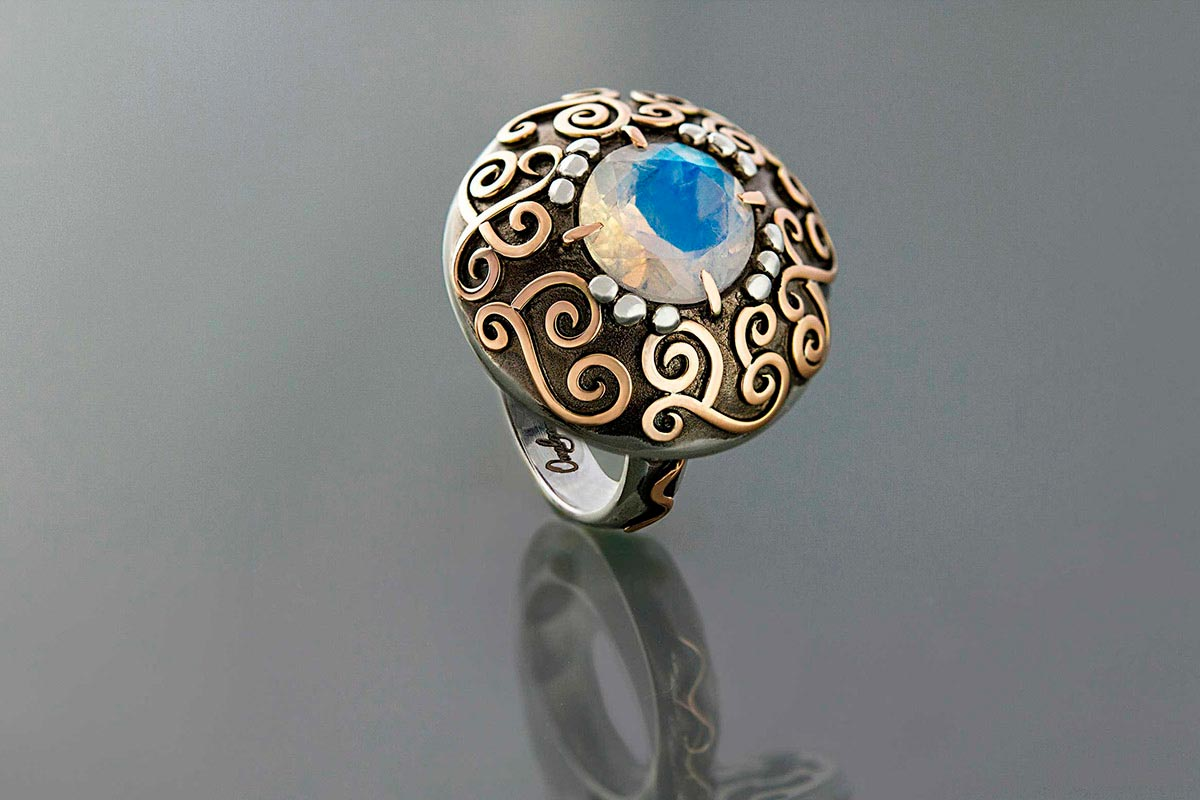 "RING ""ARABIAN NIGHTS"""
