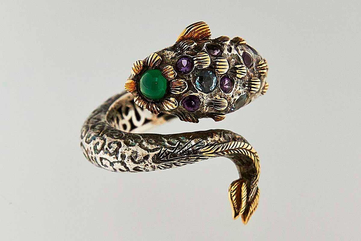 Ring Fish of Dream