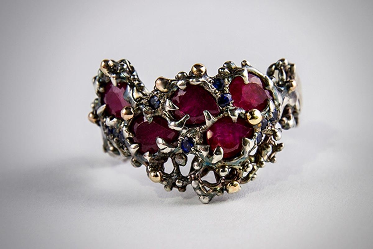 Omalgami Ring Eros