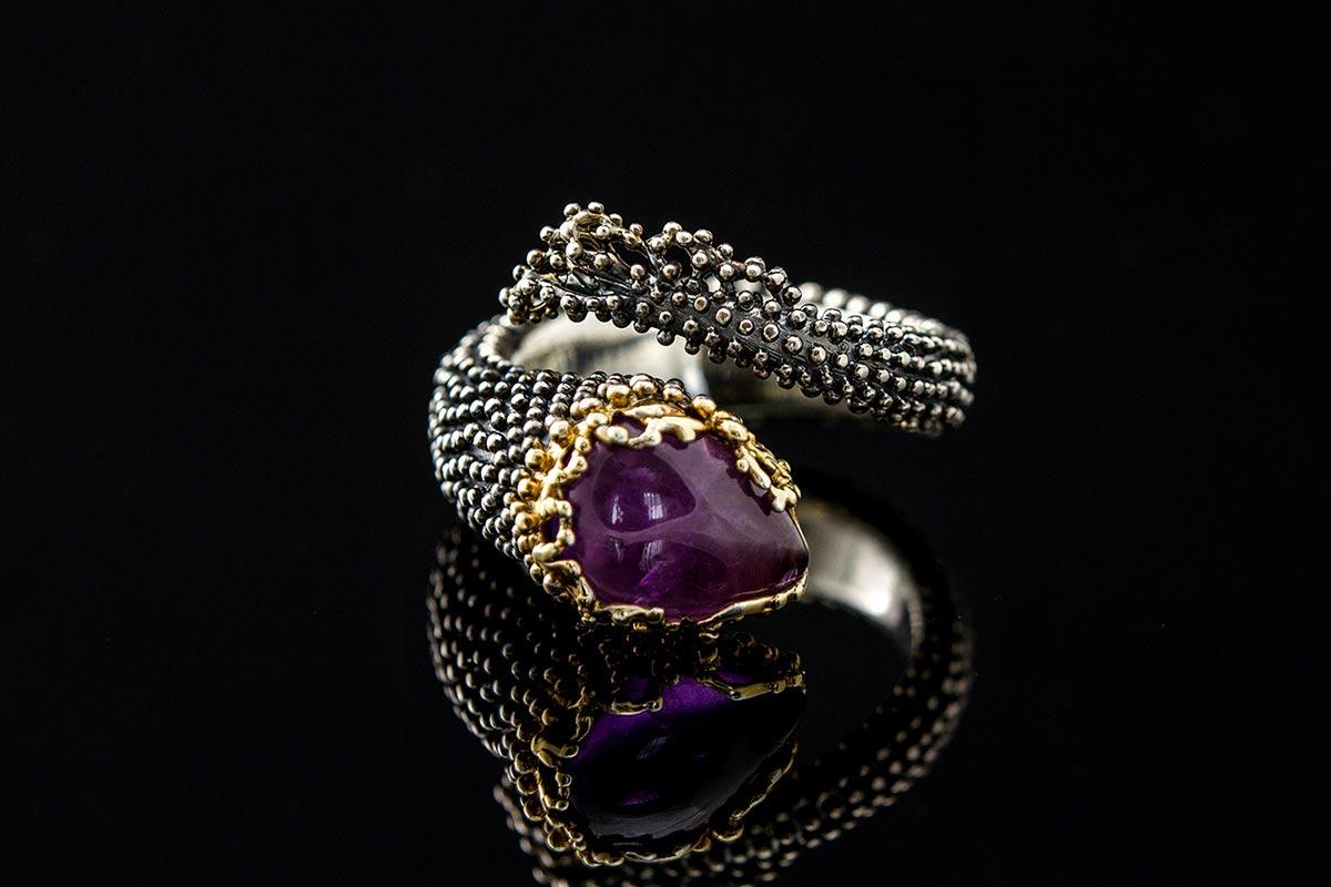 Omalgami Ring Silen